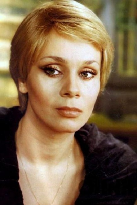 Неординарная внешность Любовь Григорьевны восхищала женщин и мужчин разного поколения.   Фото: reactor.cc/.