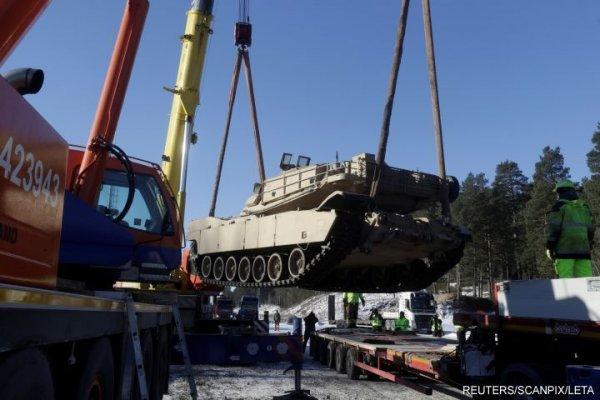 На пороге боевых испытаний: Идейная основа Второй Холодной войны.Рассоединенные Штаты: США и ЕС могут распасться, чтобы спасти свою экономику