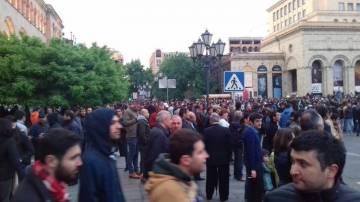 Армению разорвут европейцы с…