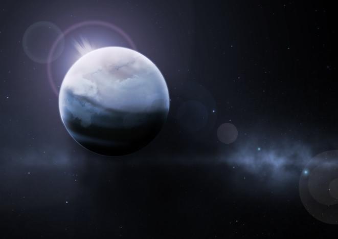 Астрономы впервые нашли планеты за пределами нашей галактики
