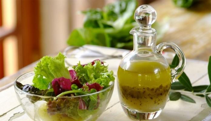 Полезности: Заправка для салата