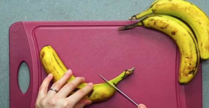 Благодаря ЭТОМУ бананы будут свежими даже через 4 месяца. Не переводи продукты!