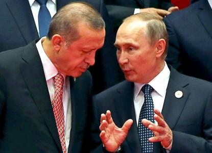 Злопыхательство Handelsblat: Кремль готовит Эрдогану западню