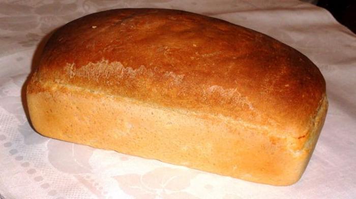 Рецепт домашнего белого хлеба в духовке. А какой аромат… О магазинном я забыла раз и навсегда!