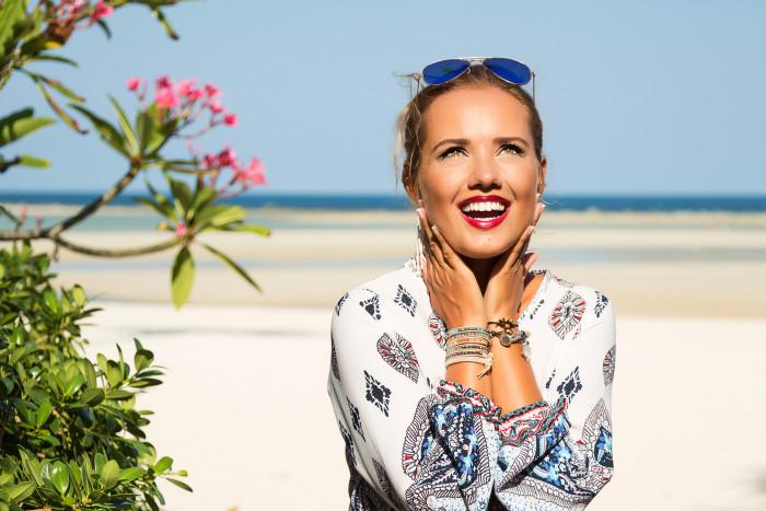 Как сохранить макияж в жару — 5 лайфхаков и личный опыт