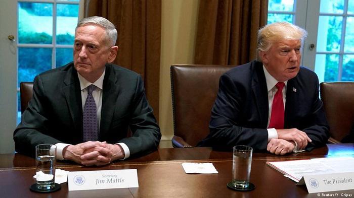 Американский генерал не выде…