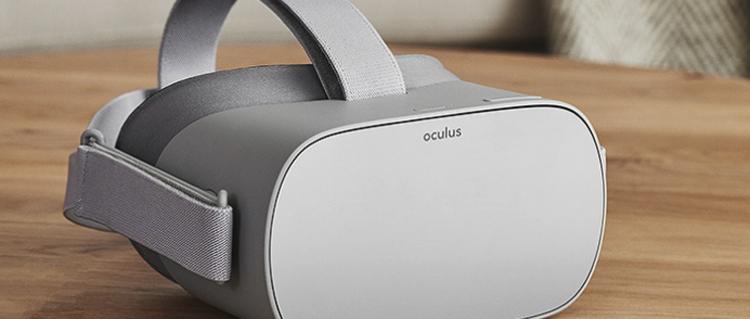 VR-шлем «всё в одном» Oculus Go доступен для заказа
