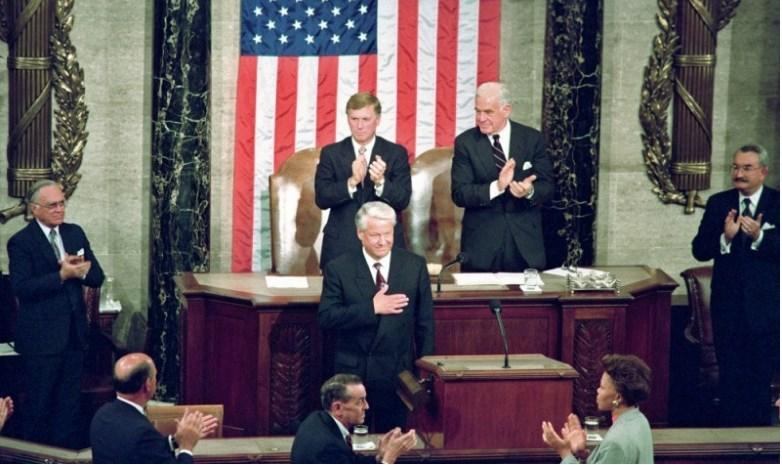 Сколько раз Борис Ельцин достоин посмертной судьбы Оливера Кромвеля?!
