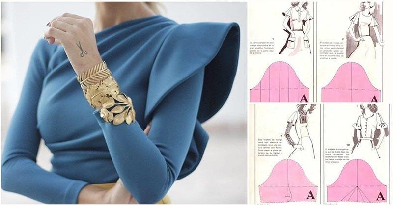 Моделирование на основе одношовного рукава. Очень интересные модели