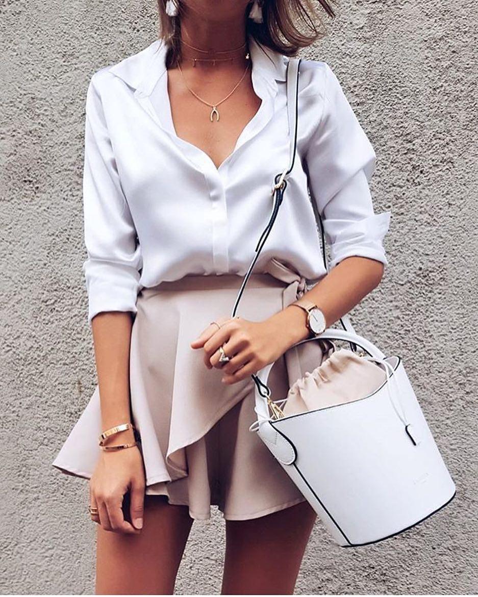 Какие вещи должны быть в базовом гардеробе каждой модницы