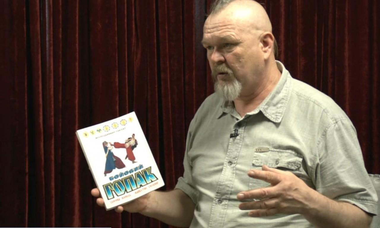 Владимир Пилат: Бог Кришна жил на Украине и придумал боевой гопак