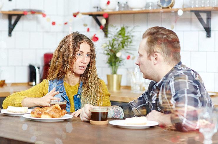 «Нам надо поговорить»: как вести серьезный разговор с любимым