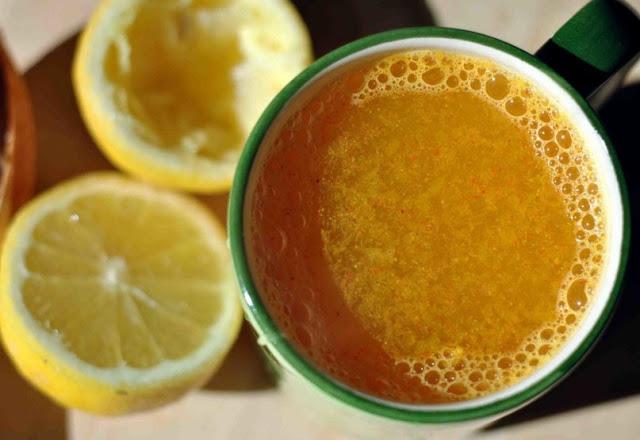 Лимонный напиток с куркумой: проведи детоксикацию организма