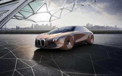 BMW создал новую платформу д…
