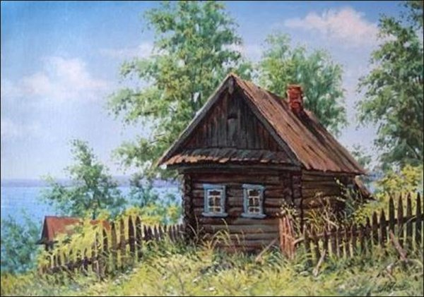 Дом бабушки: возвращение