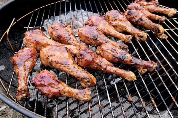 Правила гриля Джеффри Закаряна: курица