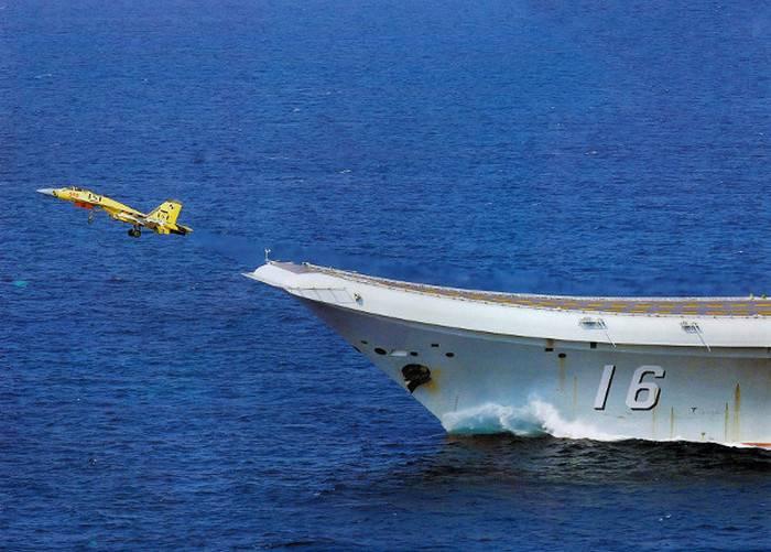 Третий китайский авианосец получит электромагнитную катапульту
