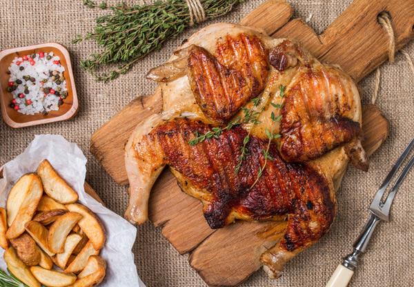 Секреты приготовления цыплен…