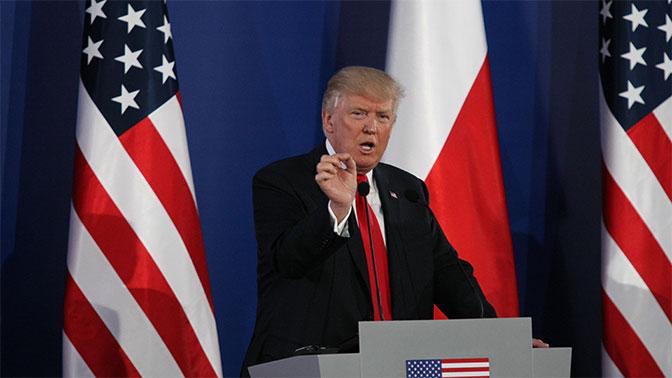 Трамп заявил, что Россия дол…
