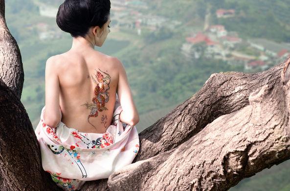 Названа новая опасность татуировок