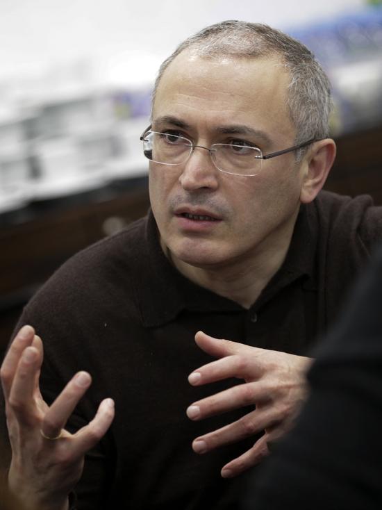 Ходорковского прижали: какие перестановки произошли в фонде олигарха