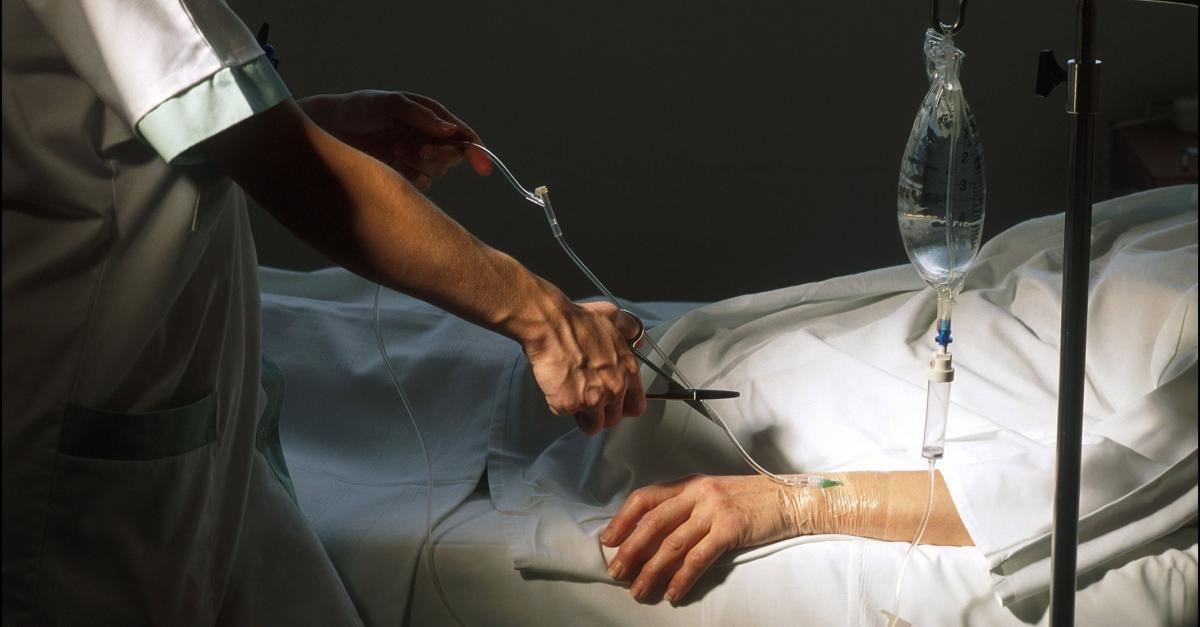 В Бельгии врачи умертвили пациента без его согласия