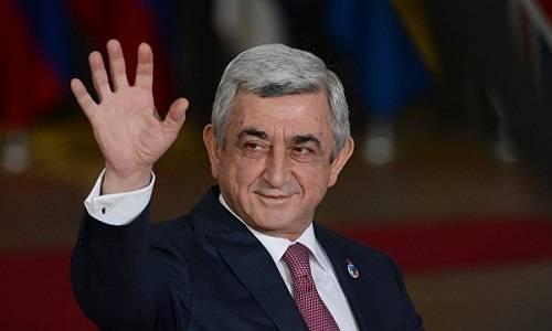 Чем грозит России уход армянского премьера Саргсяна? Мнение экспертов