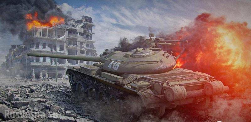 Британец нашел в советском танке золото на 2,5 млн долларов