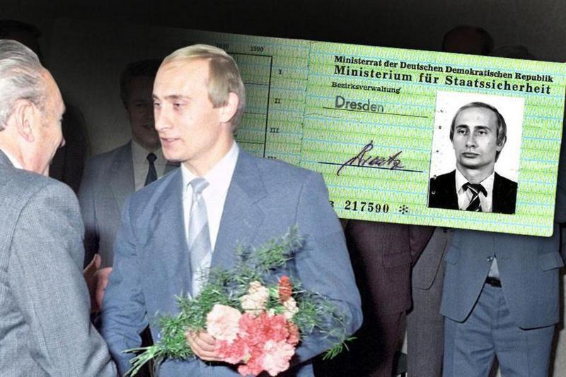 Путин предатель!