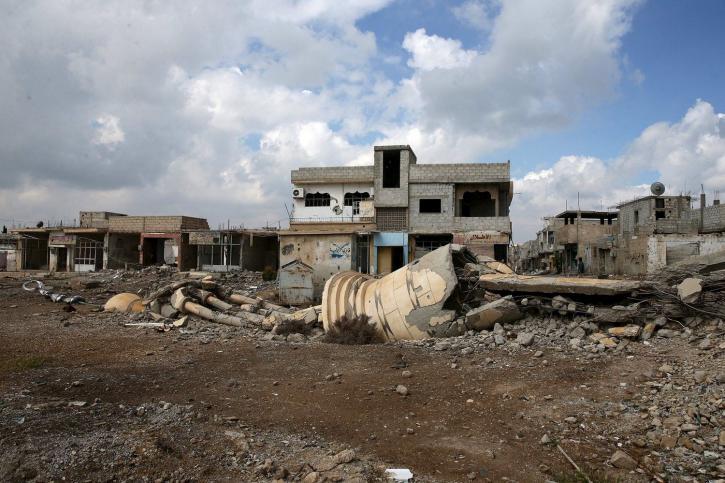 США предложили «похоронить» в руинах отдельные районы Сирии