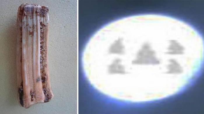 Внеземная тайна зуба Будды Шакьямуни