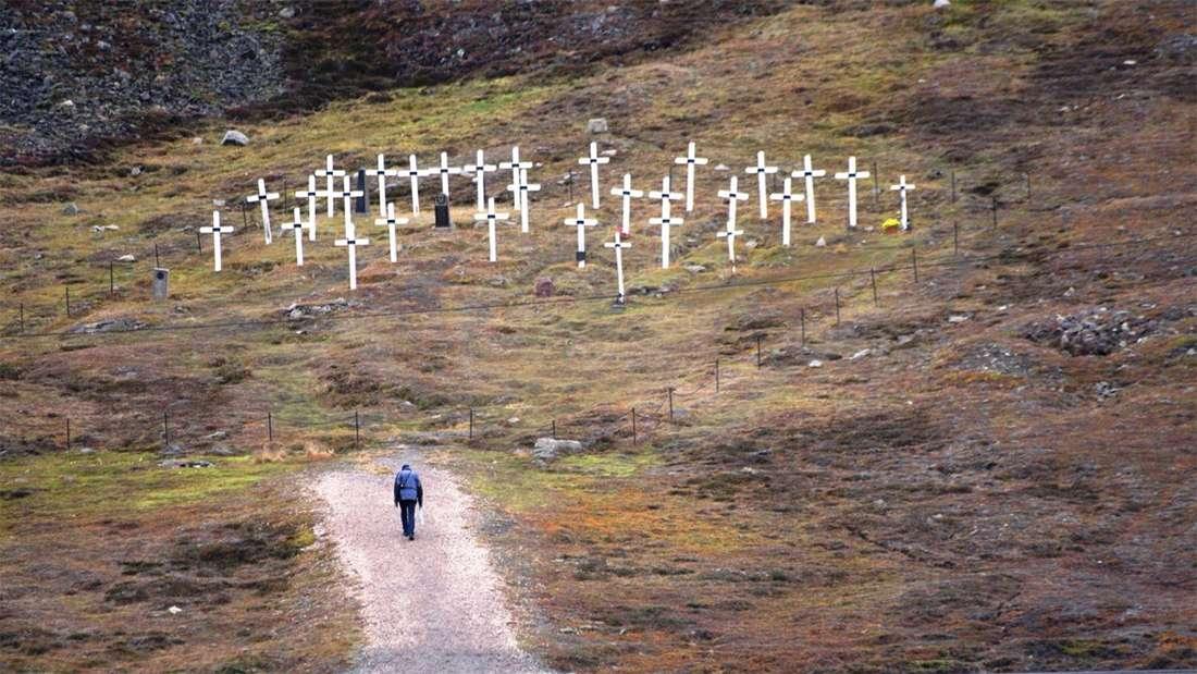 Умирать в городке Лонгйирбюэн запрещено законом