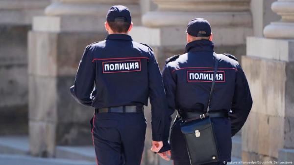 В Волгограде полицейские под…