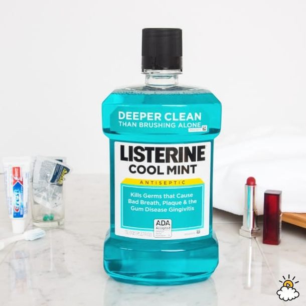 Листерин применение