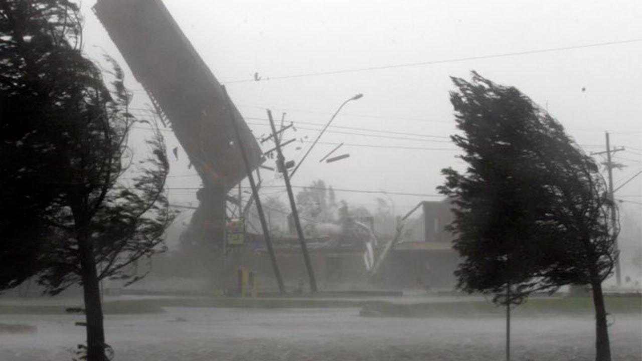 Ураган в Чечне повредил более 120 домов