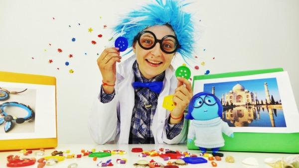 Как появились СТУЛ и СТОЛ? Развивающее видео для детей. Игрушки Вилладж Стори и Куклы Монстер Хай