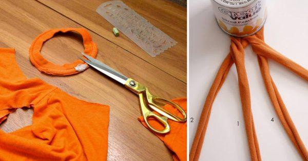 27 крутых способов переделать устаревшую футболку и быть самой стильной этим летом!