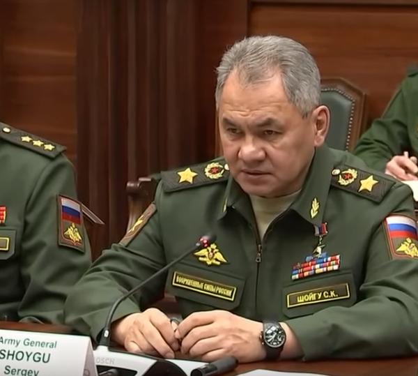 Сергей Шойгу на встрече с Генсеком ООН высказал мнение о США (Видео)