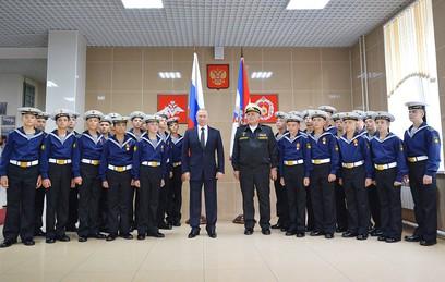 Филиал Нахимовского военного училища появится в Мурманске