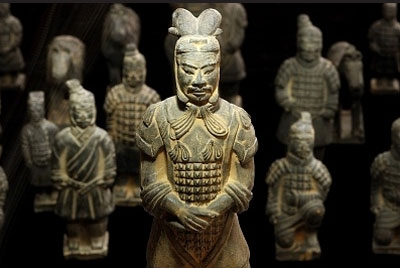 Загадка Терракотовой армии Цинь Шихуанди — подземные стражи чего?