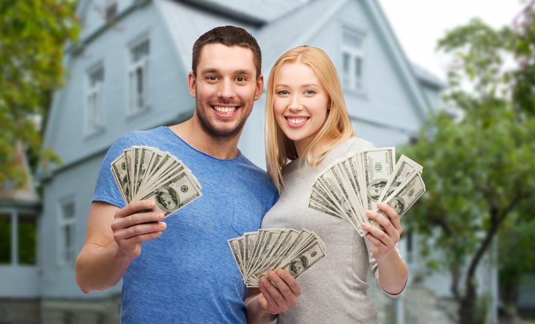 Любимая женщина и деньги - счастье ли это