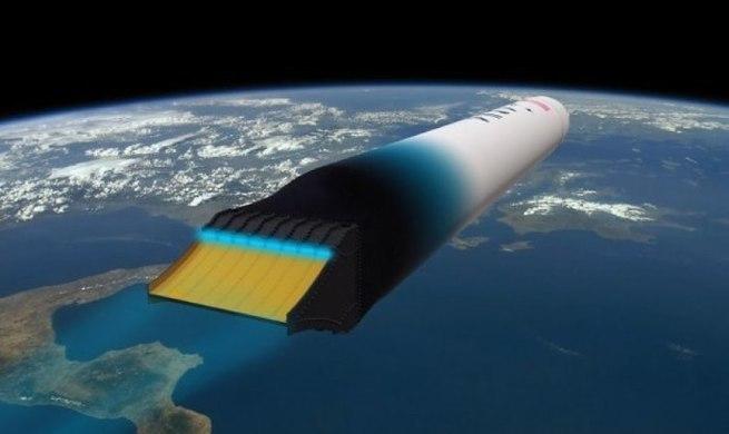 Принципиально другой взгляд на космос: представлен клиновоздушный двигатель