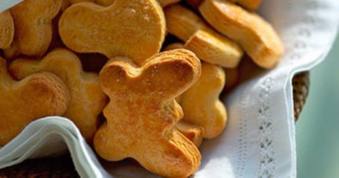 печенье на скорую руку с фото в духовке