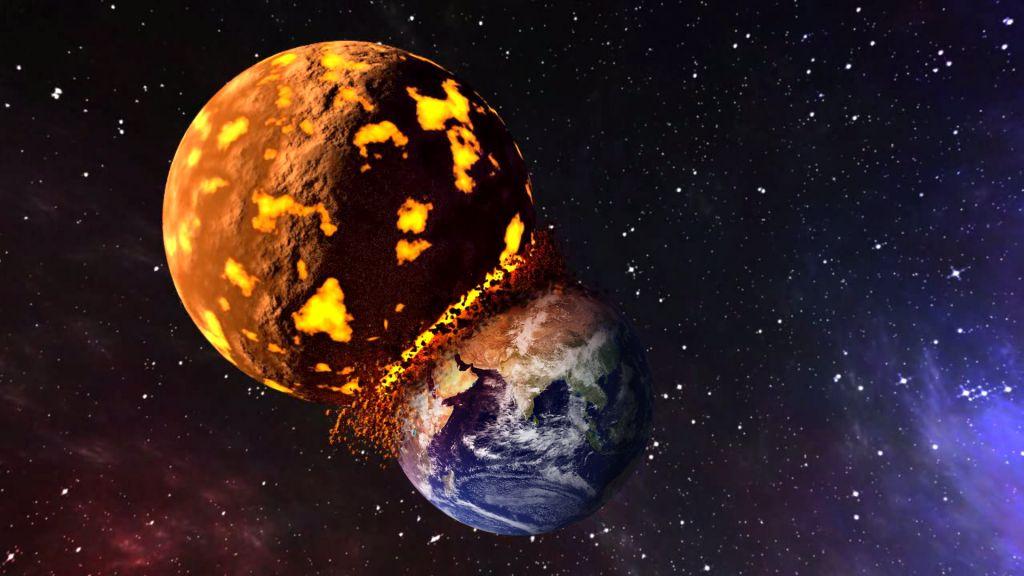 О столкновении Земли с Нибиру написано в Библии