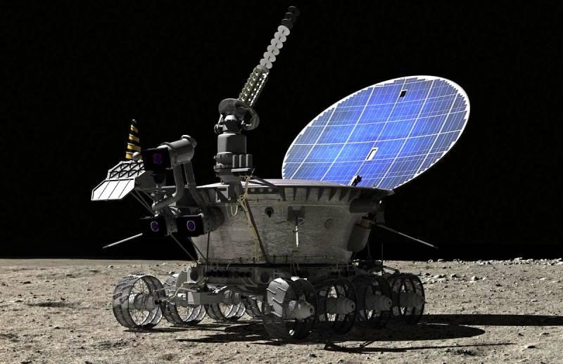 Советские планетоходы: Убедительный реванш в проигранной лунной гонке