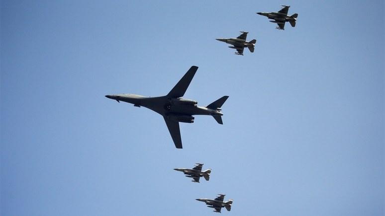 Telegraph: ВВС США устроили «показ силы» для Ким Чен Ына