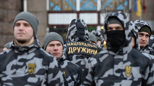 В Укропии нацистов назвали нацистами... С чего бы это?