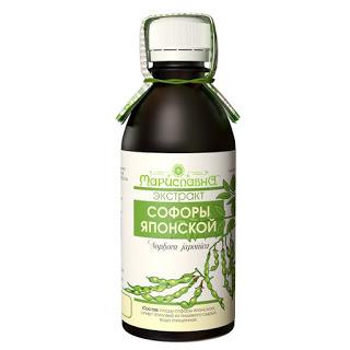 Главное лечебное свойство софоры японской - очищение сосудов!