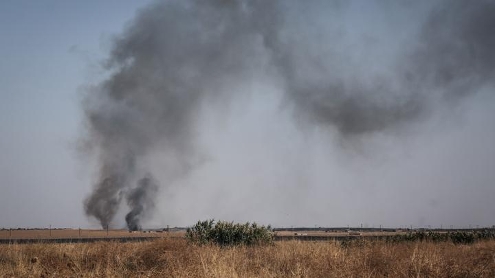 Россия снова спасет Сирию: Н…
