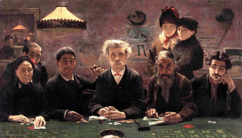 История рулетки: Почему «королеву казино» считают дьявольским изобретением